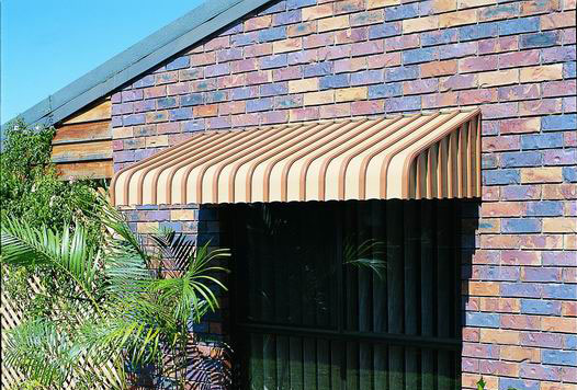 Fixed Metal Awnings Boniwell Blinds